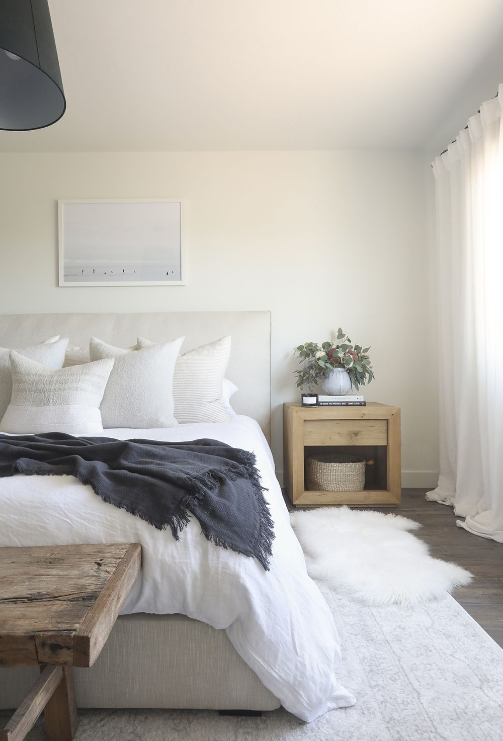The Wythe bed makes its debut in the home of interior designer @michelle_janeen ...
