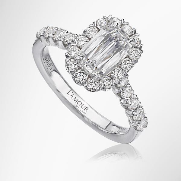 Olivia 100 00236 Crisscut Diamond Christopher Designs Engagement Rings Dream Engagement Rings