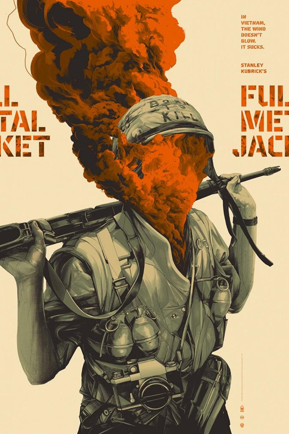 Mondo's Dropping Six New Stanley Kubrick Posters Tomorrow