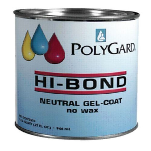 Hi Bond 701550 Neutral Gel Coat No Wax Gallon This Is An Amazon Affiliate Link Learn More By Visiting The Image Link Cool Things To Buy Gel Wax