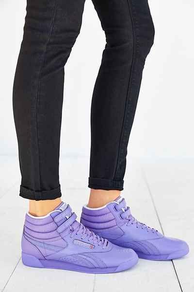 39aca3552a19e Reebok Freestyle Hi Spirit Sneaker