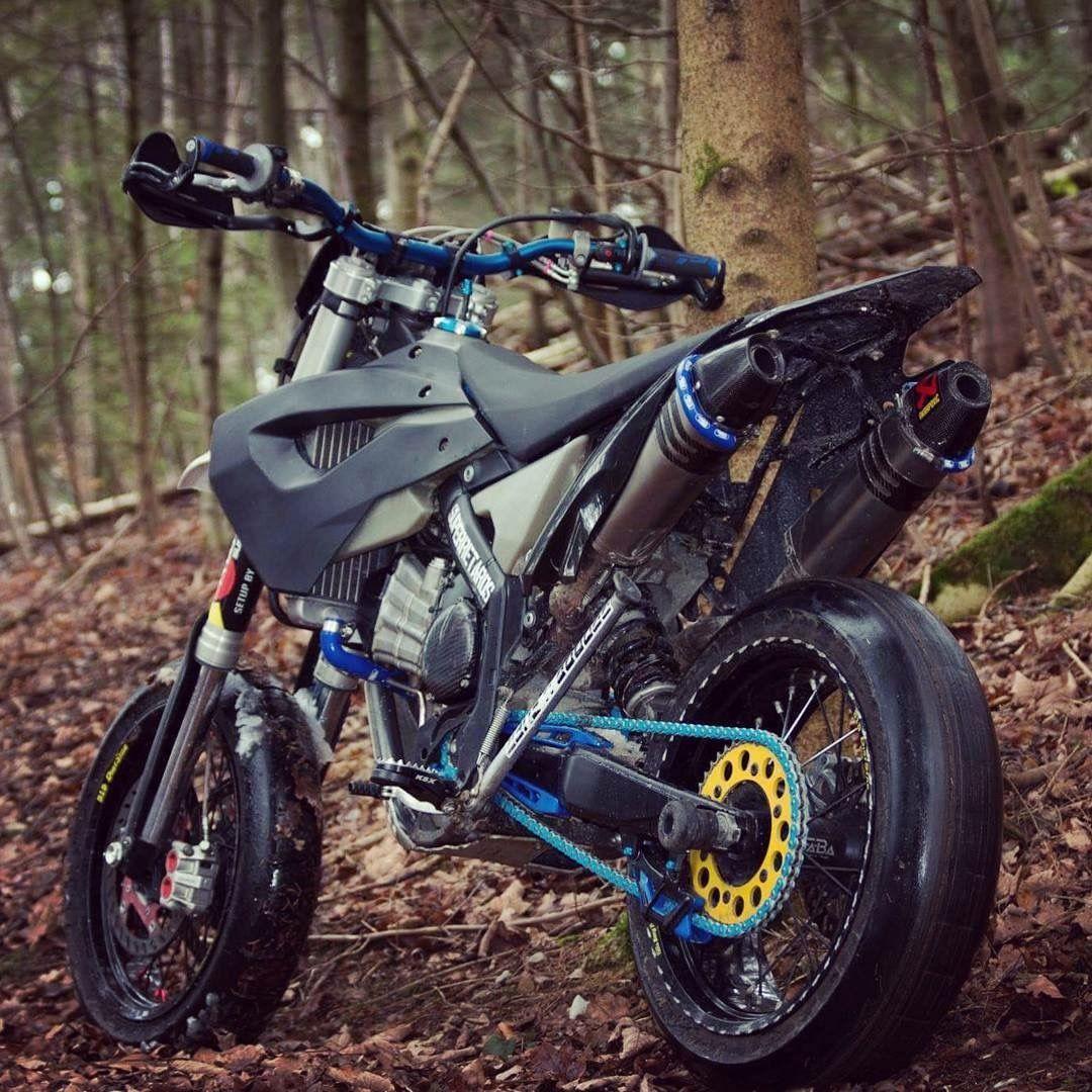 Husaberg Fs570 Supermoto Dirtbikes Racing Bikes