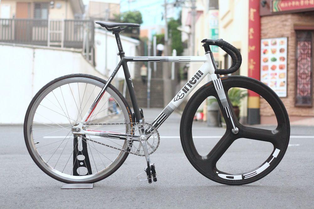 CUSTOMER\'S CINELLI MASH PARALLAX!! | bike | Pinterest | Ruedas