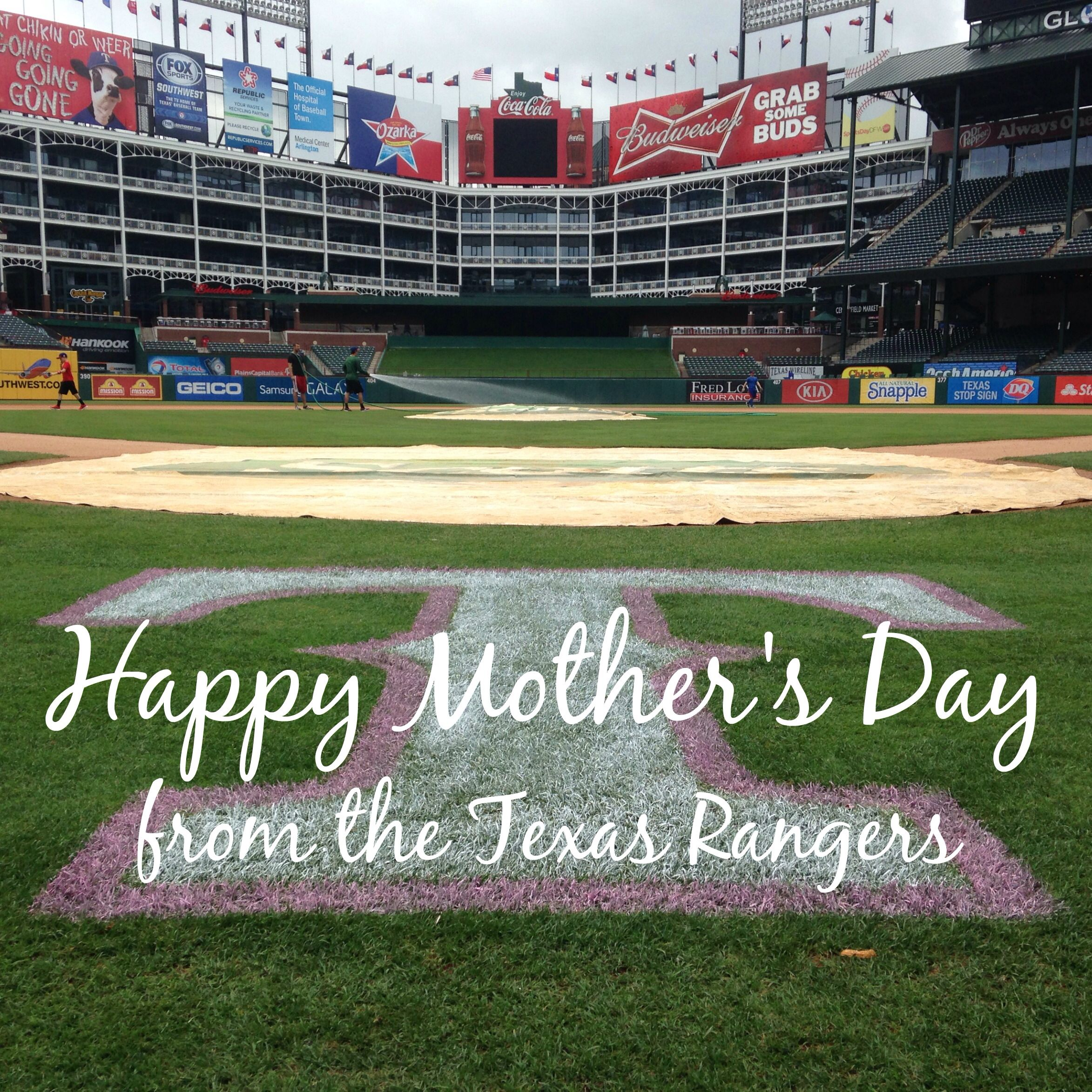 Pin By Melinda On Everything S Bigger In Texas Happy Mothers Day Pretty Pictures Ranger