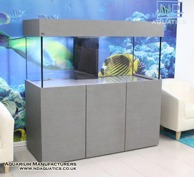 60 x 24 x 24 marine fish tank made by nd aquatics ltd www