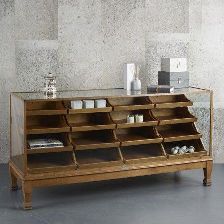 Vintage Haberdashery Cabinet | Design Vintage | Furniture ...