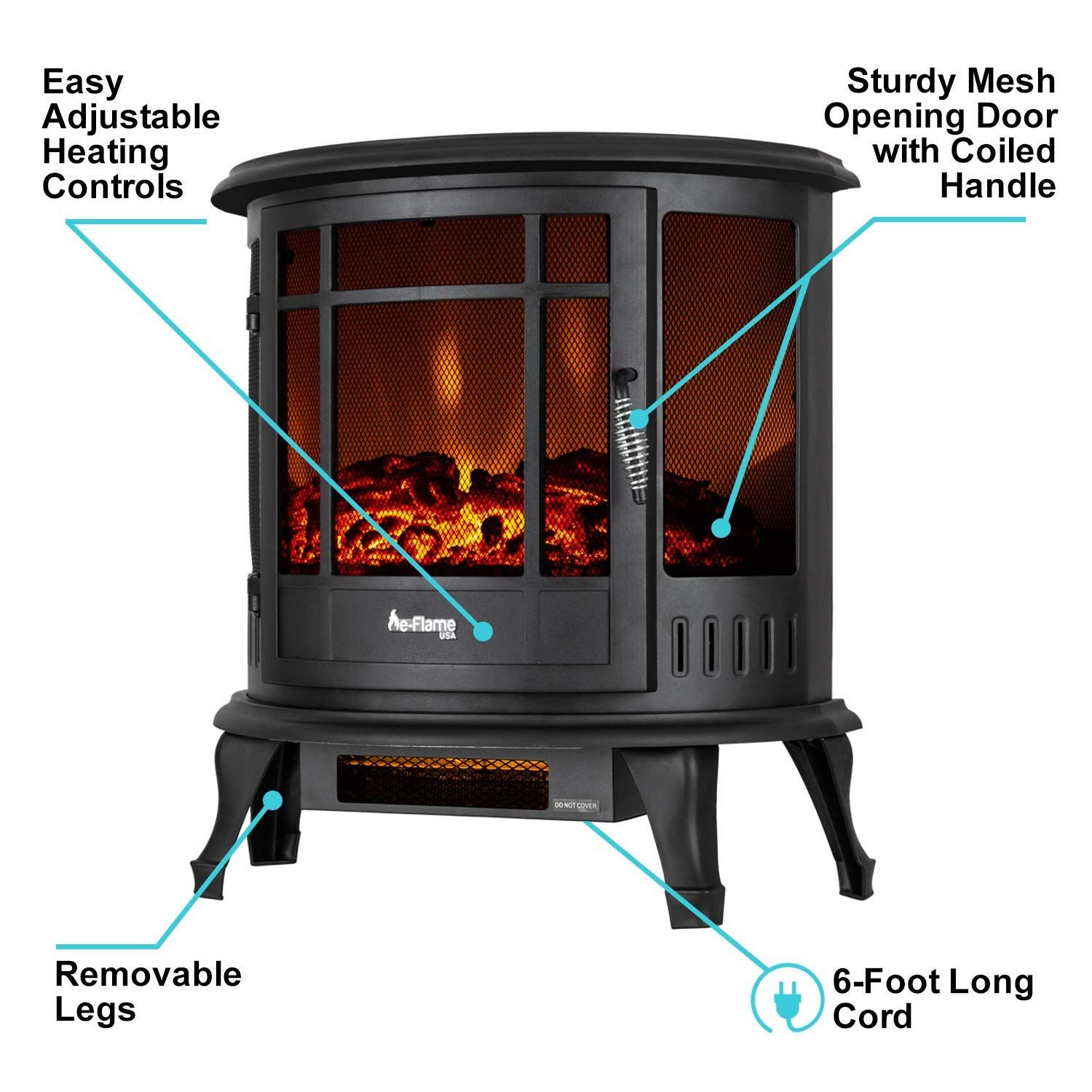 Best Electric Fireplace Reviews In 2020 Best Electric Fireplace Electric Fireplace Electric Fireplace Reviews