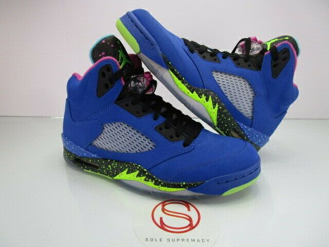 timeless design 2f767 cbd6f Details about Nike Jordan 5 V Retro NRG SZ 8-14 Fresh Prince of Bel