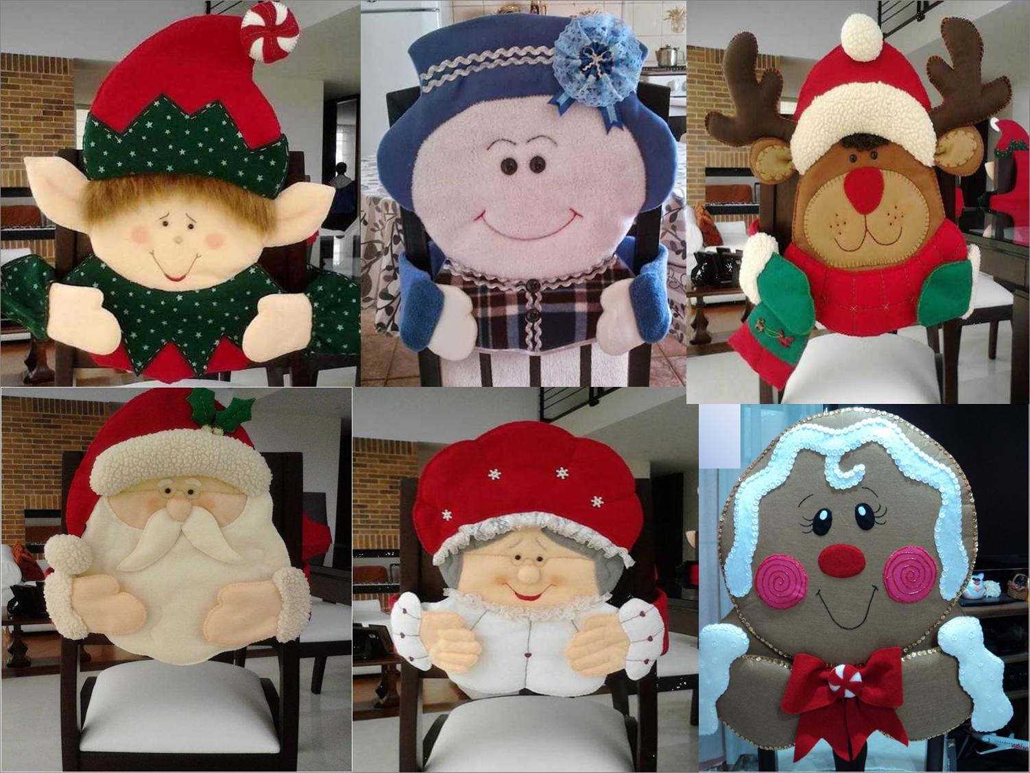Christmas chair covers - Belem Qi Gong Christmas Stuff Christmas Ornaments Xmas Chair Covers Table Runners Christmas Decorations Christmas