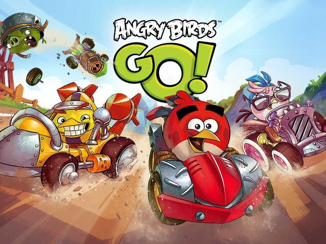 Angry Birds Go Gets Updated With Local Multiplayer Support In