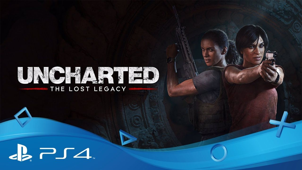 Uncharted The Lost Legacy Announce Trailer Uncharted