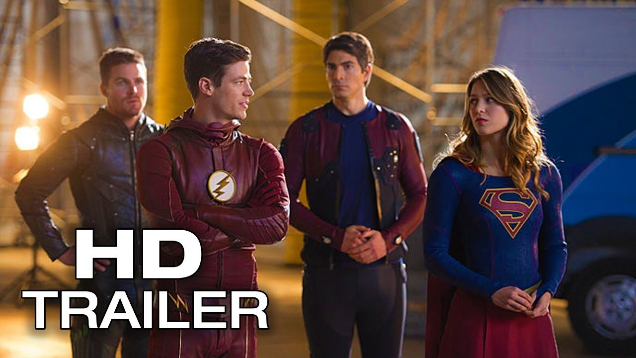 The Flash Arrow Supergirl Dc S Legends Of Tomorrow Crossover