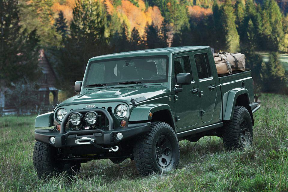Jeep brute filson