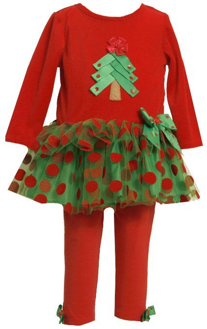 Amazon.com: Bonnie Jean Girls 2-6X Velour Bodice, Red, 3T: Clothing