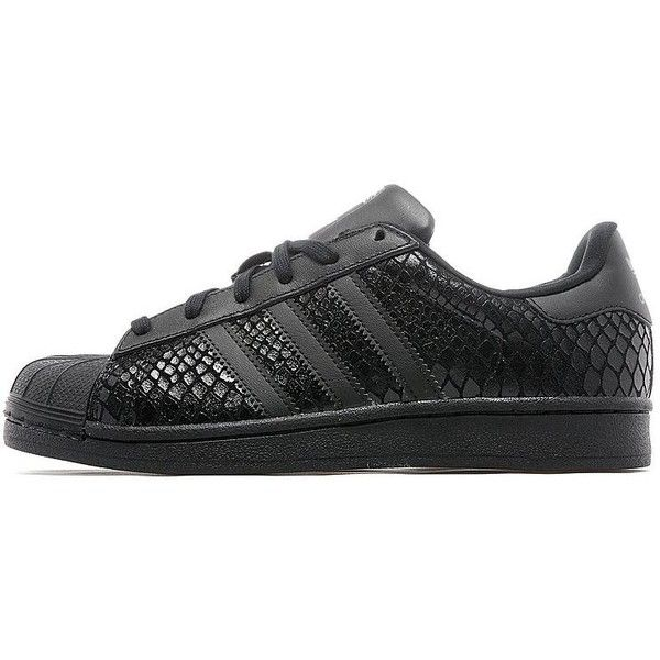 adidas Originals Superstar Snake Women's ($100) ❤ liked on ...