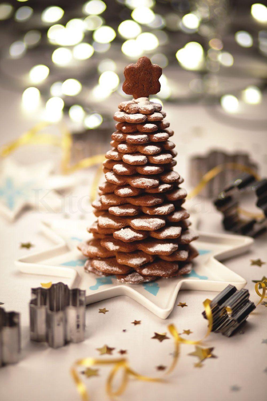 Kitchen Craft Let It Snow - Moldes para galletas (acero inoxidable, forma de árbol de navidad): Amazon.es: Hogar