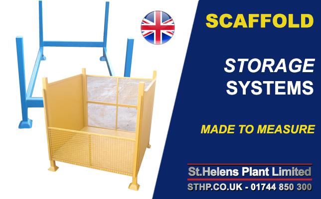 Scaffold Storage   Stillage