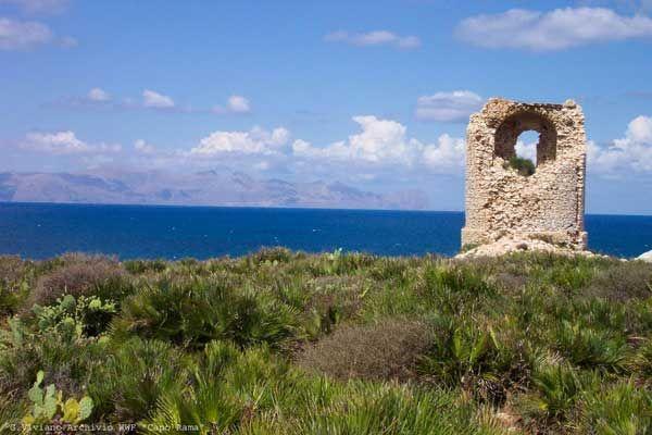Riserva Naturale Orientata - Capo Rama | WWF Natural Reserve in Terrasini, Sicily