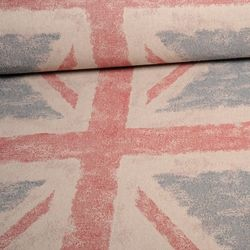 Fabric Store Union Jack Upholstery Fabric Ml214200 Red Blue