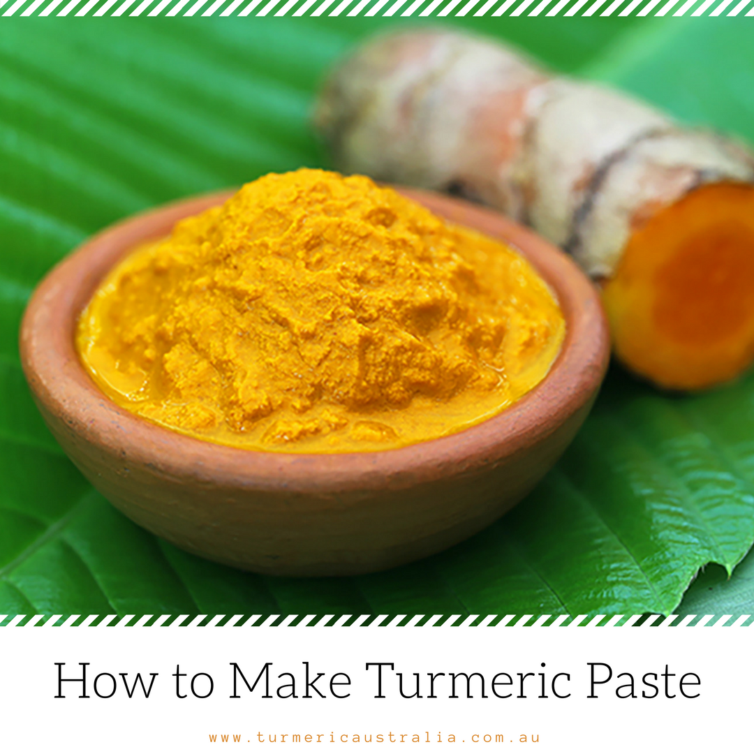 Turmeric Golden Paste, for humans & animals Leg ulcers