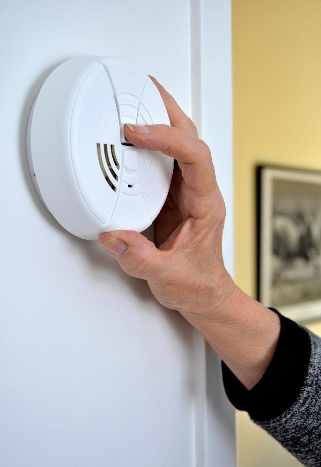 Solved! Where to Place the Smoke Detectors in Your House ...