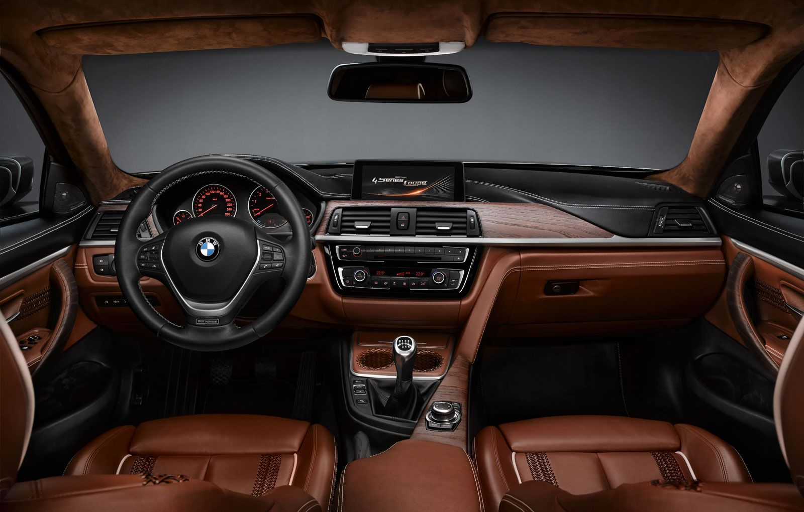 Description watch the all new 2014 bmw 4 series gran coupe drive a long a mountain range with autom moreototv watch the all new 2014 bmw 4 series gran coupe