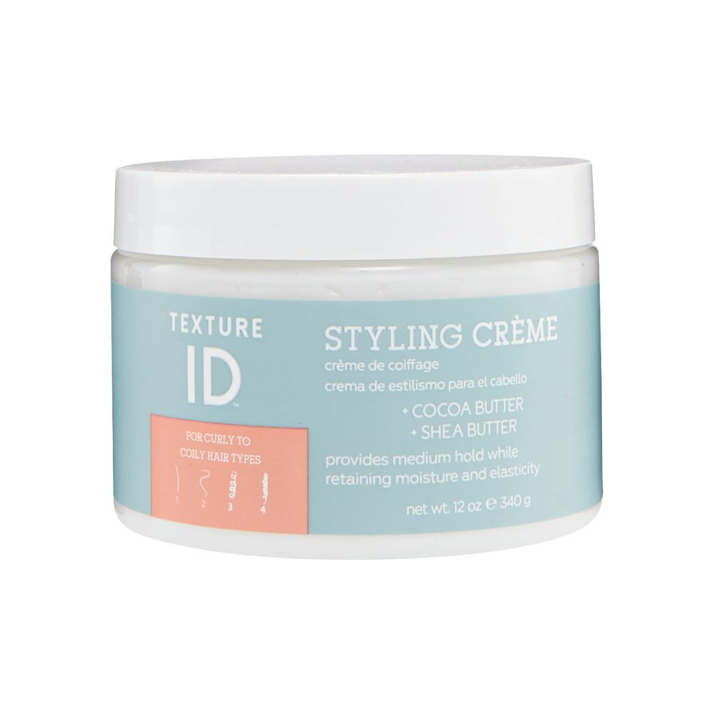 Texture Id Styling Creme Styling Products Textured Hair In 2020 Textured Hair Styling Cream Skin Care Lotions