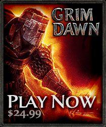 Grim Dawn (Crate Entertainment, TBR)