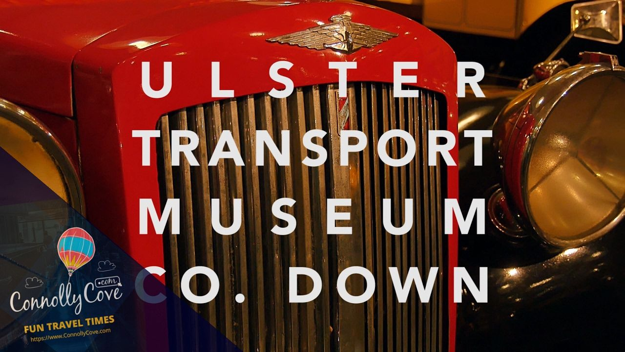Ulster Transport Museum Holywood Part Of The Ulster Folk And Transpo Transport Museum Ulster Travel Fun