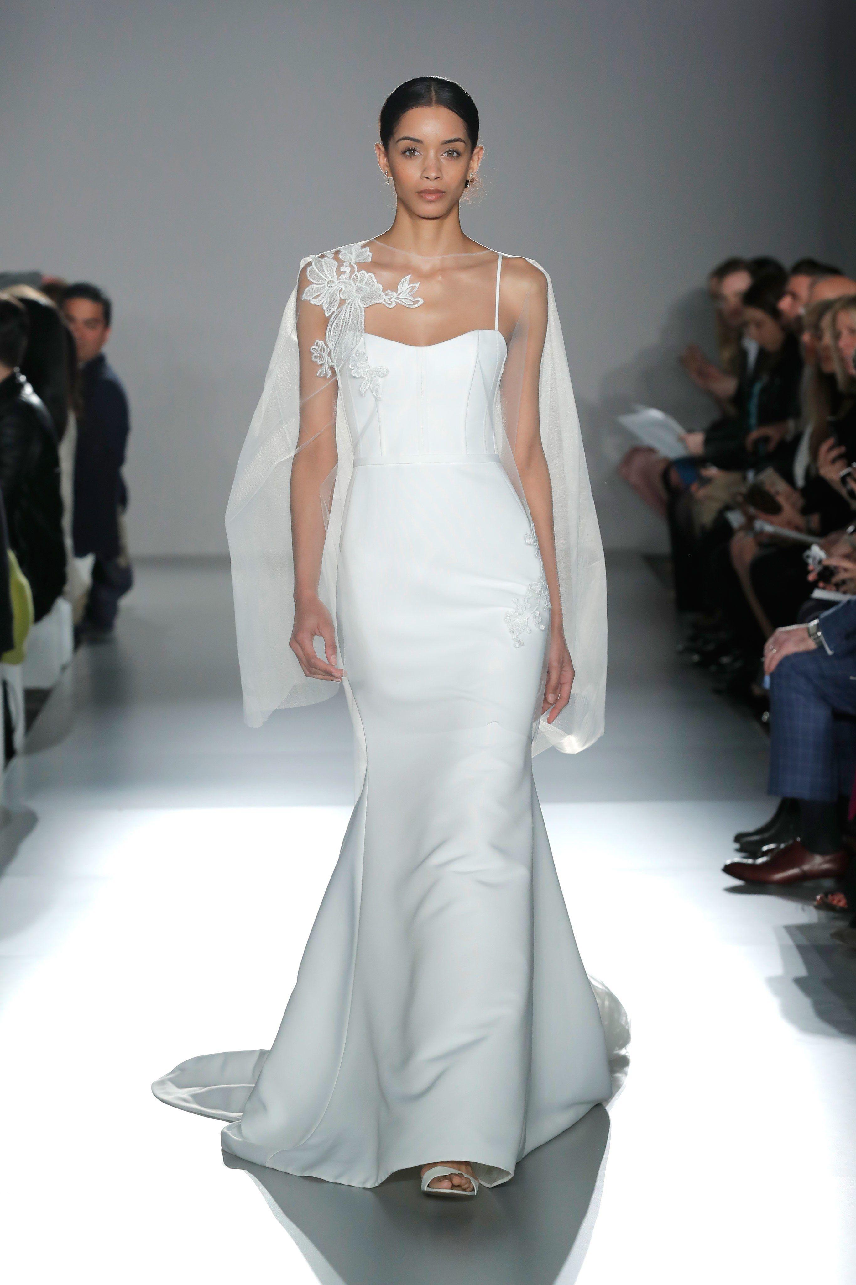 faa6d653f6ec Amsale Bridal Spring 2020 Fashion Show in 2019 | Bridal Spring 2020 ...