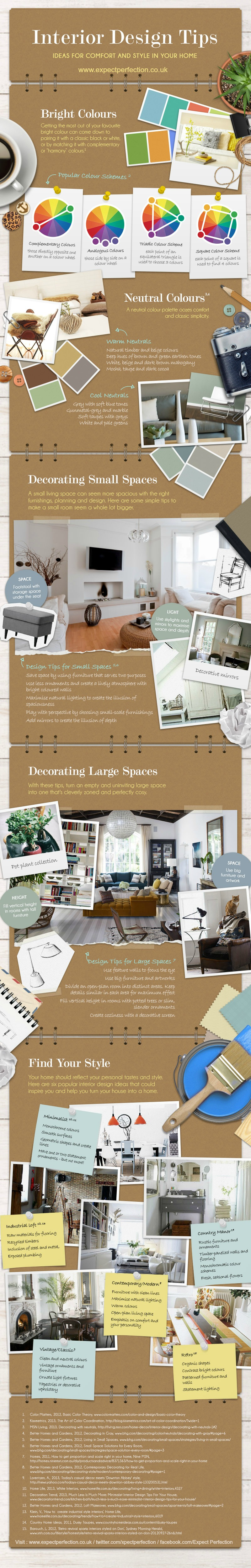 INTERIOR DESIGN TIPS Ideas For Comfort Style in your home www