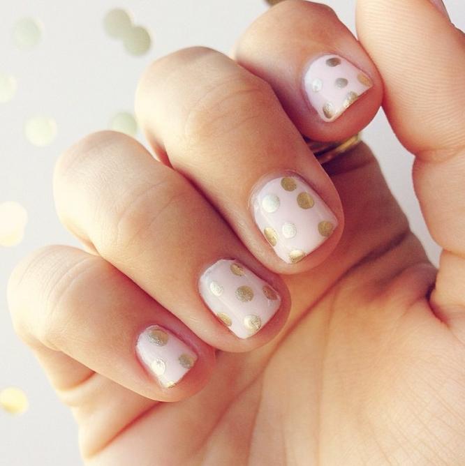 CHICSTUDIOS (CHICSTUDIOS) on Twitter Dots nails, Nails