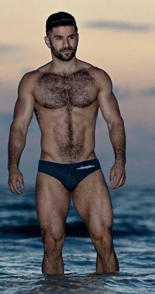 Pin on Beautiful Hairy Men