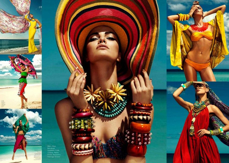 mexican hair styles colorful fashion editorial photography search 1523