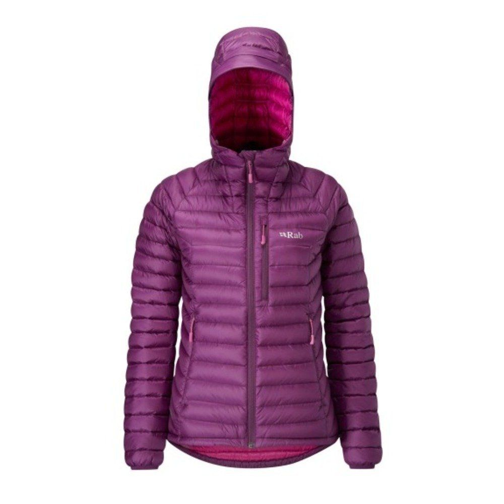 Rab women's jet jacket