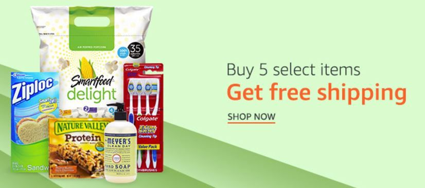 Amazon Prime Pantry Deal 4 Items For 10 93 Free Shipping