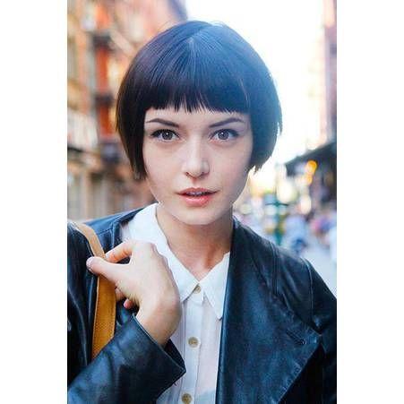 30 idées de coiffure avec frange pour un look qui change