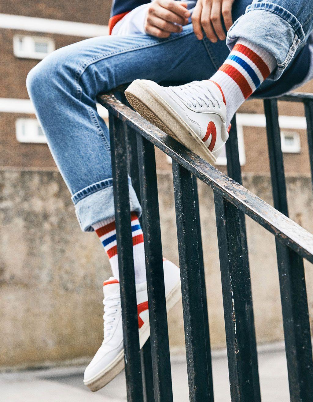 Set 3 calcetines retro   [CLOTHING] SOCKS & TIGHTS