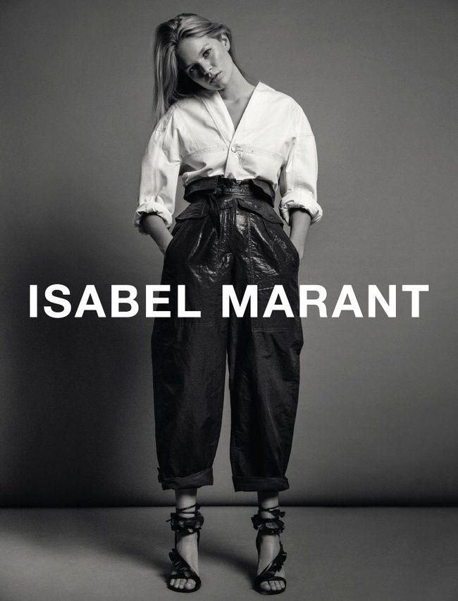Campagne Isabel Marant - Printemps/été 2017 - Photo 1