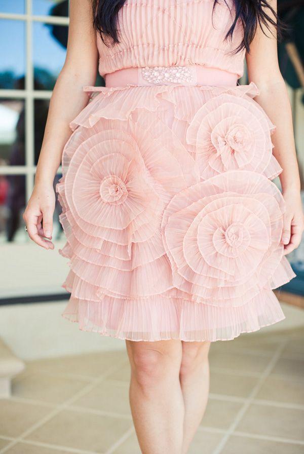 e461d60e93e3 Pink Bridal Shower Dress.  Backyard Blush  ...