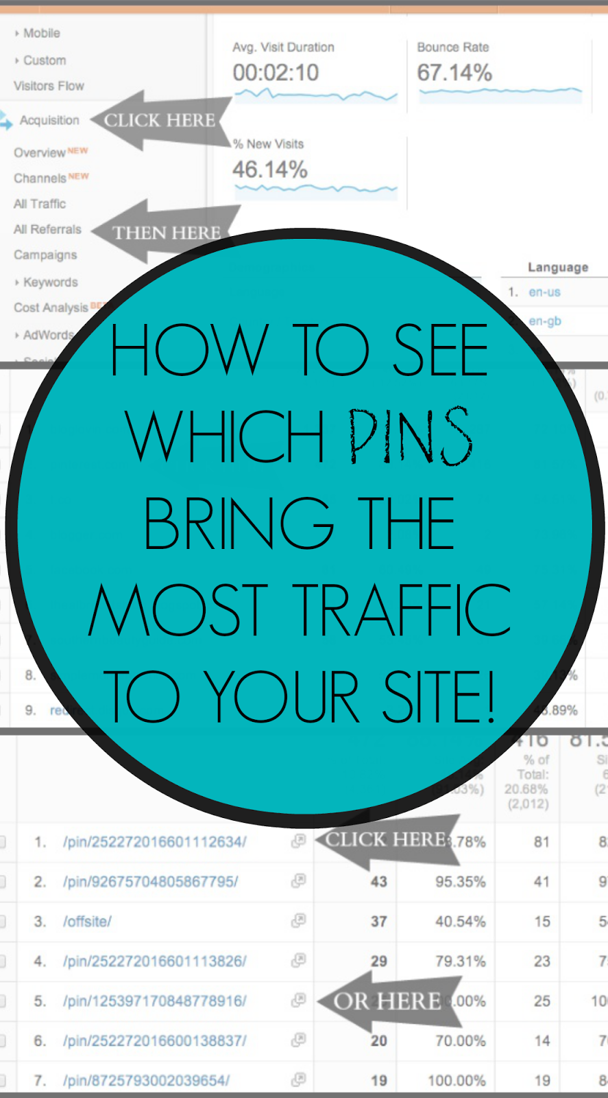 Pinterest, Pinterest tips, tips for bloggesr, blogging tips, social media, social media tips, drawing traffic to your blog, blog traffic, how to bring in blog traffic, website traffic, pageviews, pinterest traffic, pins