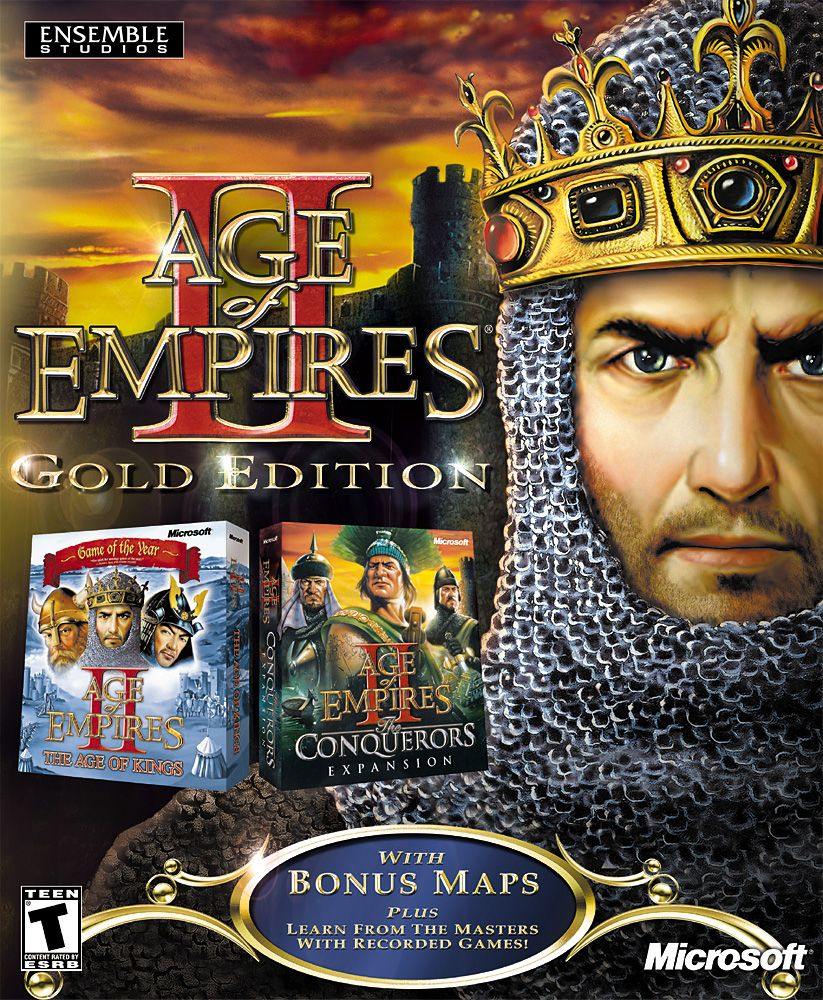 Fun Strategy Game Age Of Empires Empire Gaming Pc