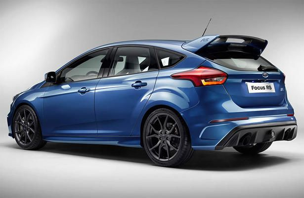 2016 Ford Focus Rs Price Acceleration Megane Coupe Voiture