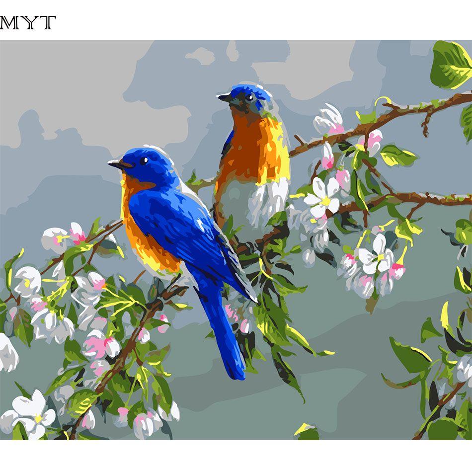Resultado De Imagen Para Dibujos Para Pintar En Lienzo Aves Pintura De Pajaros Pájaros De Colores Arte De Aves