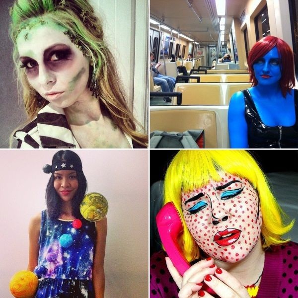 Last Minute DIY Halloween Costume Ideas 2017,2018 Check more at  http//24myfashion.com/2016/80,best,last,minute,diy,halloween,costume,ideas ,2017,2018/