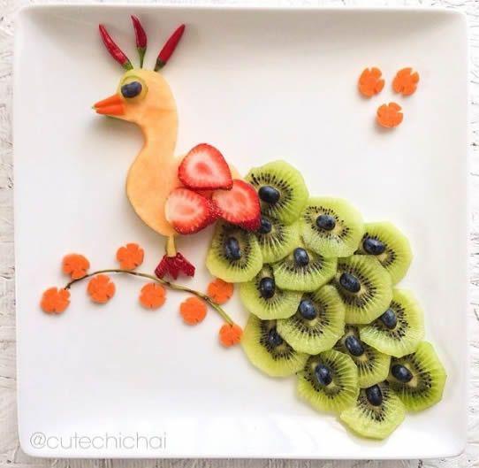 Como fazer arte com comida passo a passo – Dicas e Ideias