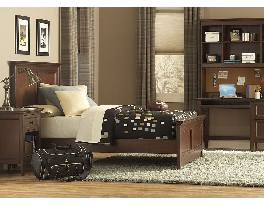 Havertys Furniture, Bed images, Twin bed frame
