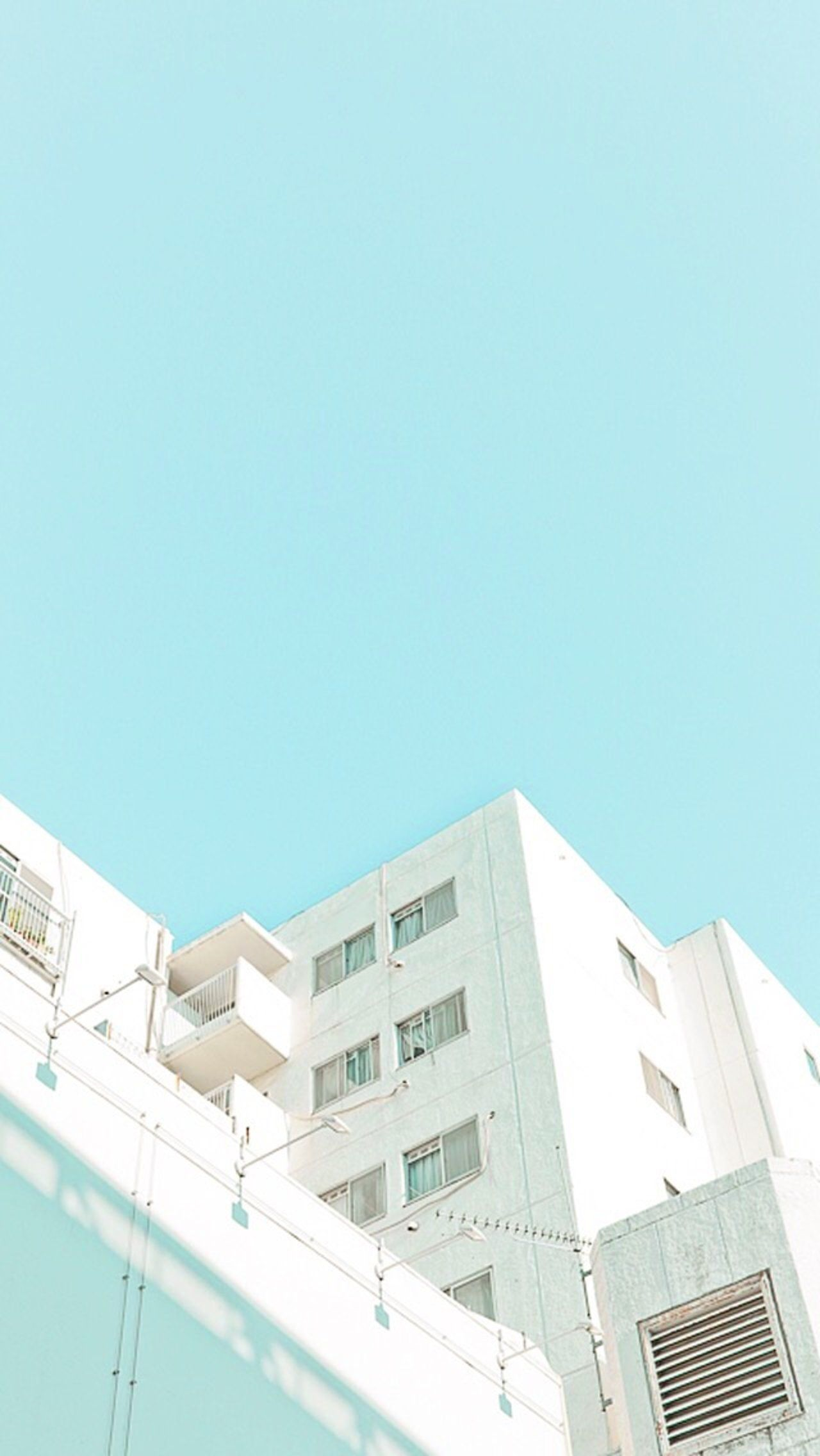 Pastel Aesthetic Wallpaper Blue