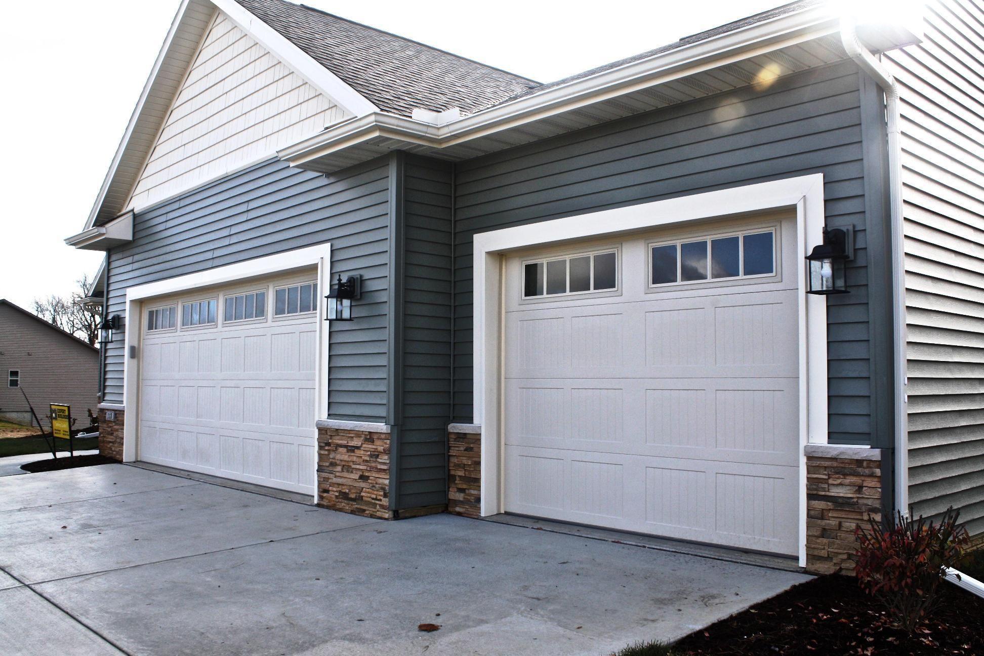 Cost Of Garage Door Opener In 2020 Garage Doors For Sale Garage Door Cost Garage Door Spring Repair