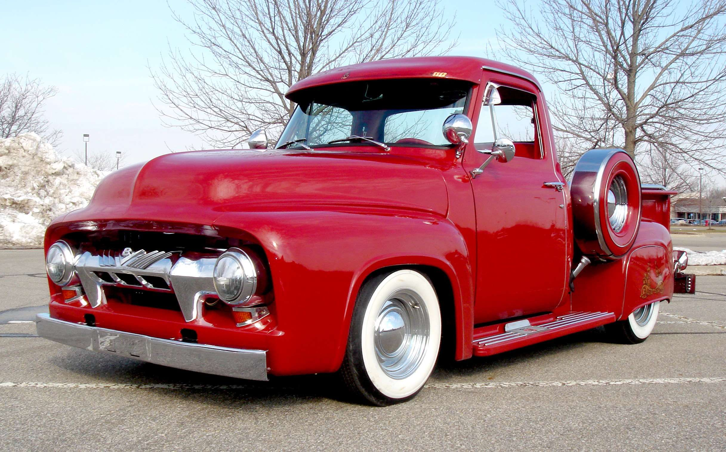Buy Sell Used Cars 1954 FORD F100 in EAST LANSING , MI | 1953-1956 ...